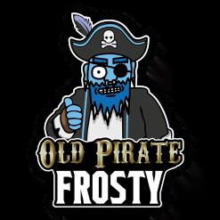 Old Pirate Frosty 50ml Shortfill