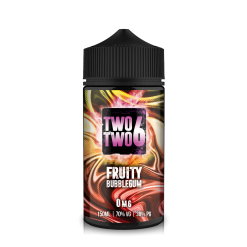 Two Two 6 Fruity Bubblegum