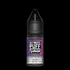Ultimate Puff Candy 50-50 Grape & Strawberry 10ml