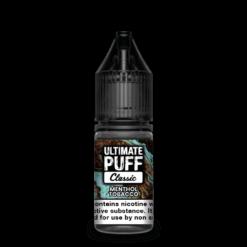 Ultimate Puff Classic 50-50 Menthol Tobacco 10ml