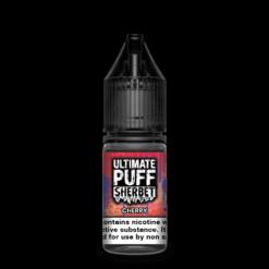 Ultimate Puff Sherbet 50-50 Cherry 10ml