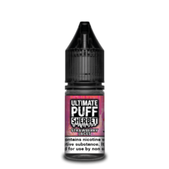 Ultimate Puff Sherbet 50-50 Strawberry Laces 10ml