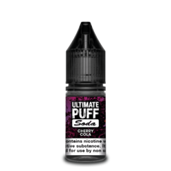 Ultimate Puff Soda 50-50 Cherry Cola 10ml