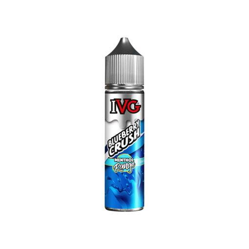 IVG Menthol Blueberry Crush 50ml