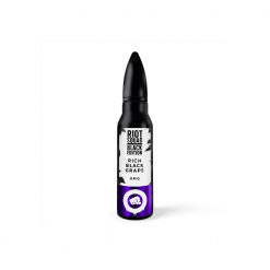Rich black grape - riot squad black edition 50ml