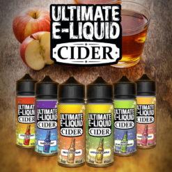 Ultimate E-liquid Cider