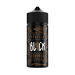 Bl4ck - Caramel tobacco 100ml