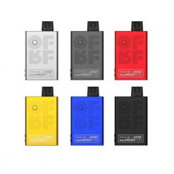 Smok and ofrf pod kit - all colours