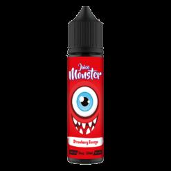 Strawberry Savage - Juice Monster 50ml