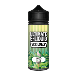 Ultimate E-Liquid Ice Lolly Twist It 100ml Shortfill