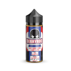 Berryroo Juicy Berry Lemon Candy 100ml