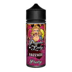 Psycho Lady Fruity - RAZZADE 100ml