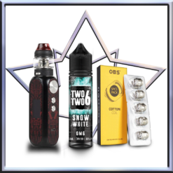 OBS CUBE-X KIT SILVER deal