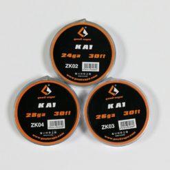 100-Original-GeekVape-Wire-Atomizer-DIY-kantha-KA1-Tape-Wire-Diameter-24GA-26GA-28GA-Electronic-Cigarette