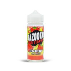 Bazzoka_ Strawberry 100ml Shortfill