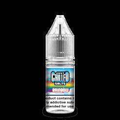 Rainbow Just Chilled Salts 10ml Bottle Image