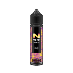 Vape Nexus Purple Mango 50ml Shortfill