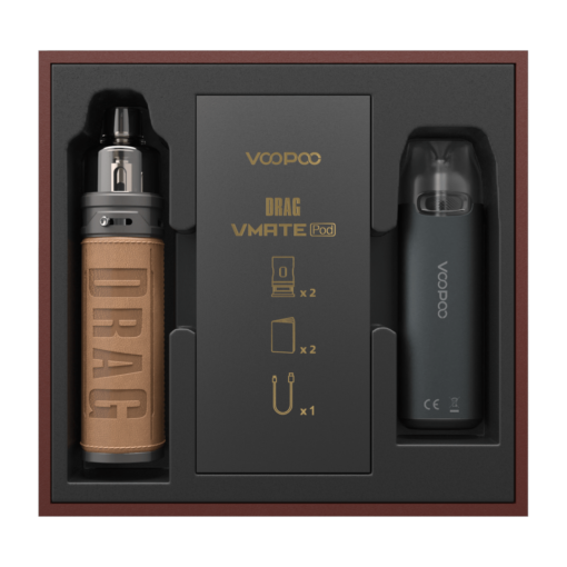 Drag X & Vmate Limited edition gift box