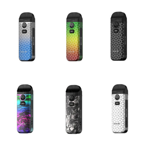 Smok Nord 4 Kit- All Colours