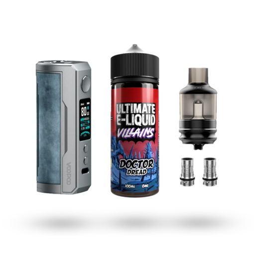 DRAG x plus with 120ml