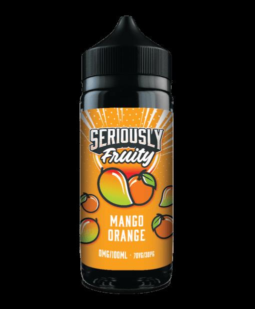 Seriously fruity mango orange shortfill