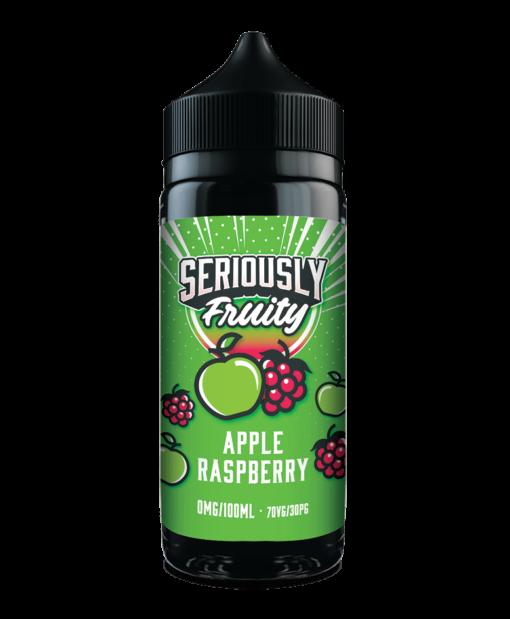 apple raspberry seriously fruity doozy vape shortfill