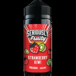 strawberry kiwi Doozy vape seriously fruity shortfill
